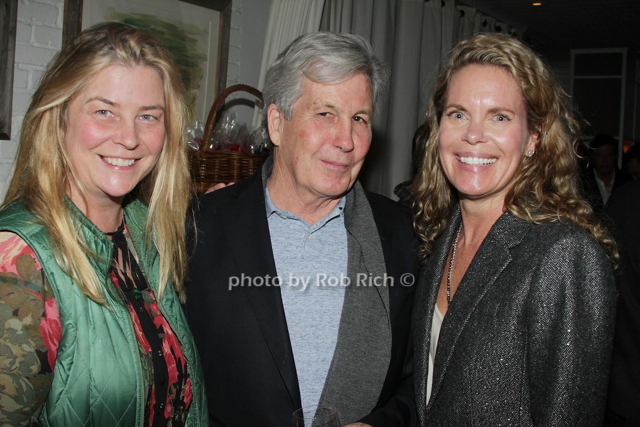 Danielle Martin, Bruce Tate and Leslie Mack