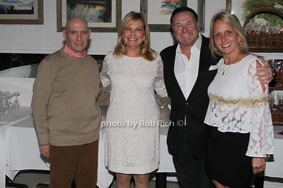 MIchael Braveman, Debra Halpert, Michael Romano and Clare Romano