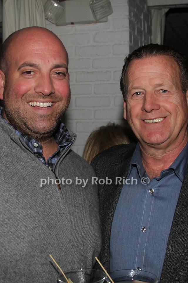 Brian Desesa and Jay Decker