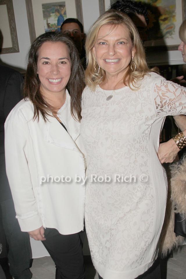 Samantha Yanks and Debra Halpert