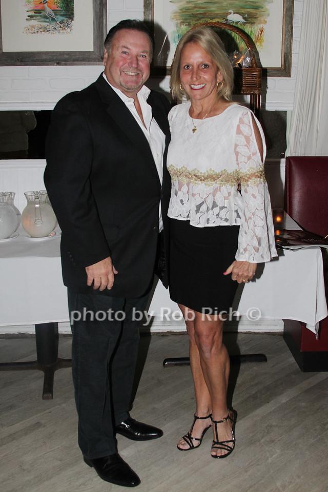 Michael and Clare Romano