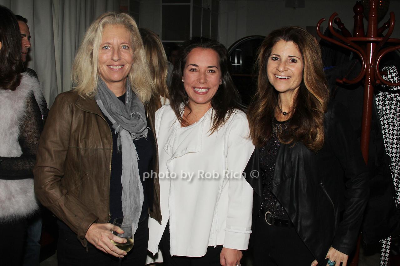 Jill Fleming, Samantha Yanks and Lynn Blumenfeld