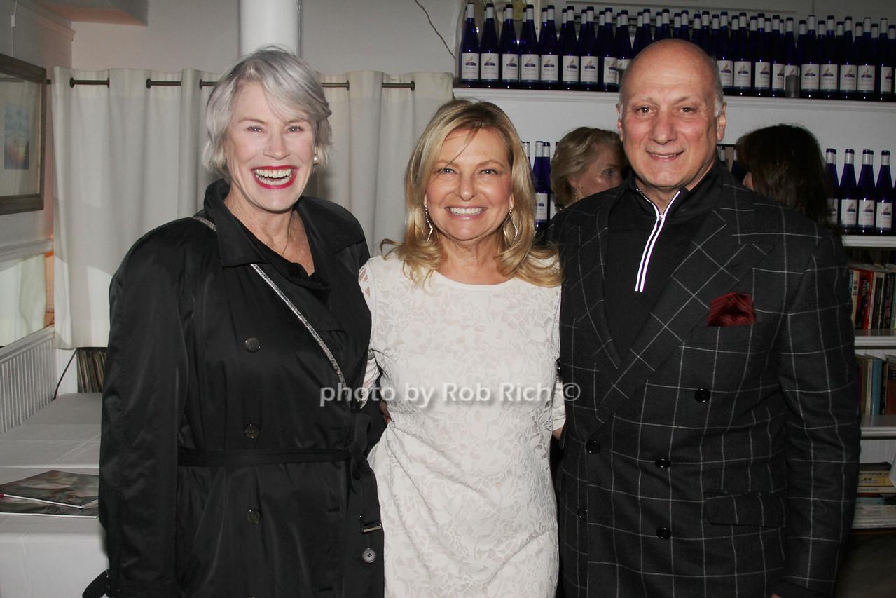 Mary Gioquinto, Debra Halpert and Al Gioquinto