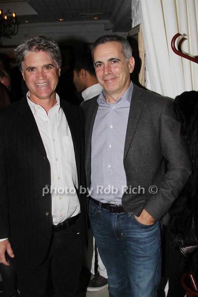 Billy Mack and Chris Laguardia