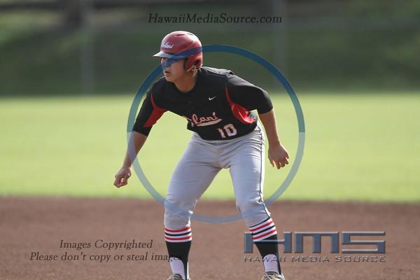 Iolani Baseball - KS 4-30-14