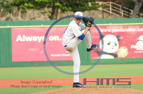 Kailua Baseball - Mil 5-15-14