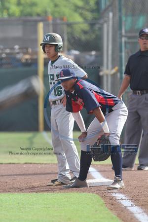 Mid-Pacific Baseball - STL 5-7-14