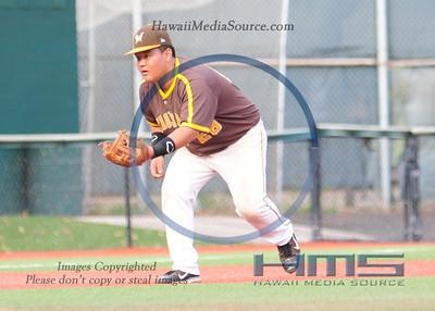 Mililani Baseball - Kai 5-15-14
