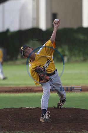 Punahou Intermediate Baseball - P5 4-1-14