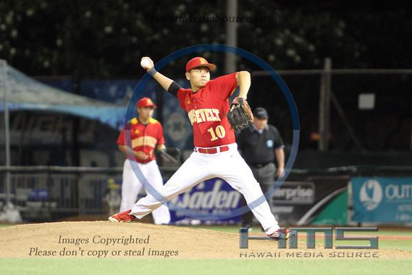 Roosevelt Baseball - STL 5-13-14