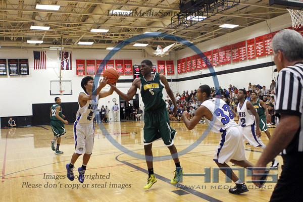 Hamilton Boys Basketball - Moan 12-18-13