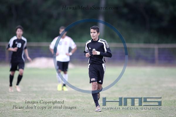 Campbell Boys Soccer - Kah 1-28-14