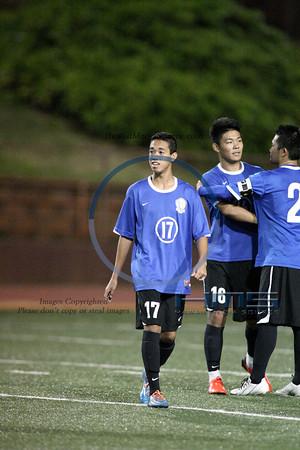 Kaiser Boys Soccer - Mil 1-30-14
