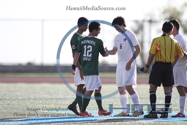 Mid Pacific Boys Soccer - KS 12-11-13
