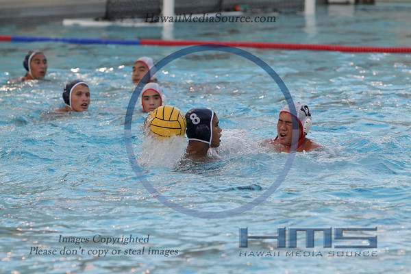 High School Boys Water Polo 2013
