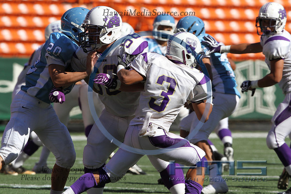 Damien Football - SF 9-14-13