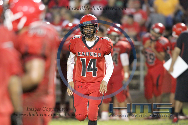 Kahuku JV Football - Cas 9-13-13