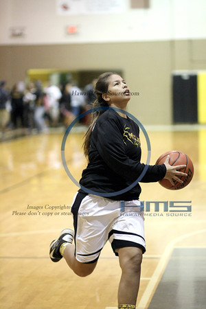 Mililani Girls Basketball - Rad 1-22-14