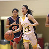 Mililani High School vs Waianae High School Woman's Basketball<br /> Photo by Matt Hirata/Hawaii Media Source