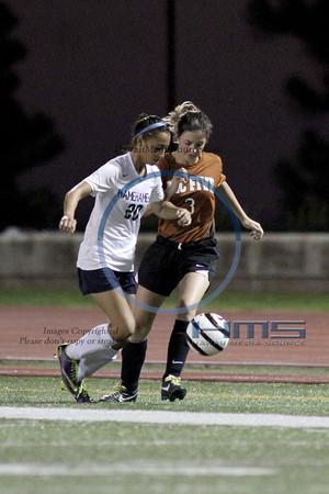 Kamehameha Girls Soccer - P5 12-11-13