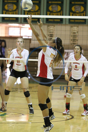 Roosevelt Girls Volleyball - HPA 10-30-13
