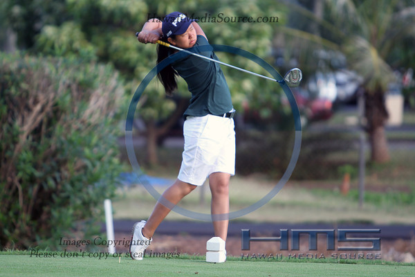 Girls High School Golf 4-29-14