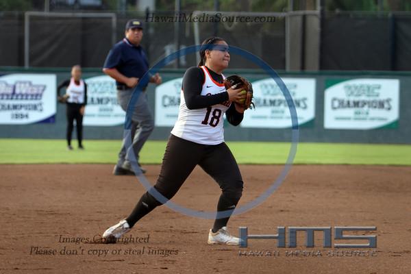 Campbell Softball - KSK 5-7-14