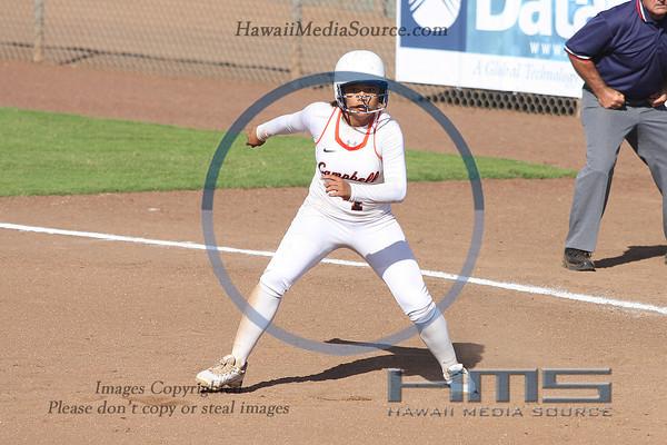 Campbell Softball - Lah 5-6-14