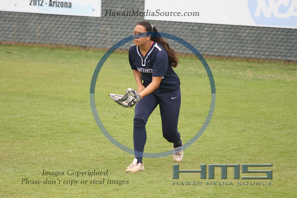 Kamehameha Softball - Bal 5-9-14