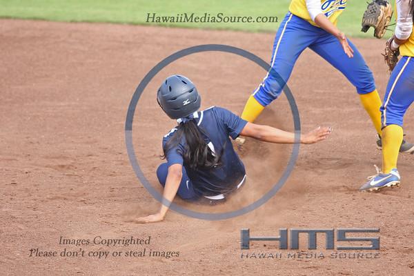 Kamehameha Softball - Hilo 5-8-14