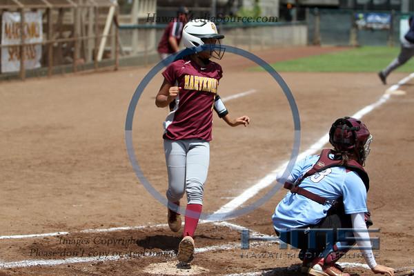 Maryknoll Softball - Bal 5-8-14