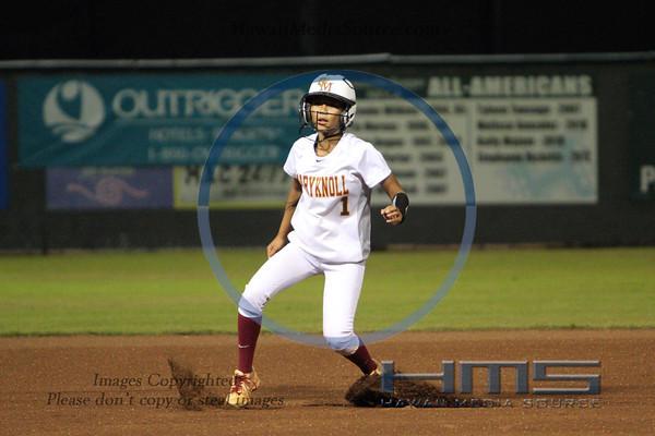 Maryknoll Softball - Mil 5-7-14