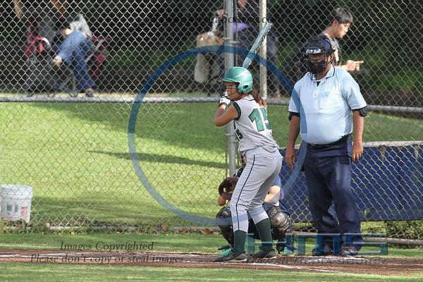 Mid Pacific JV Softball - Pun 3-31-14
