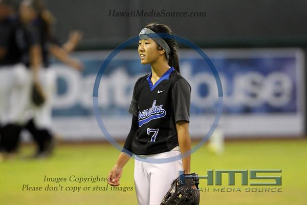 Moanalua Softball - MPI 5-6-14