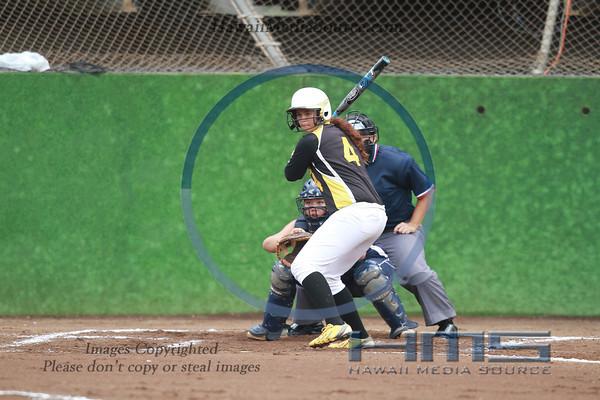 Nanakuli Softball - Wai 5-9-14