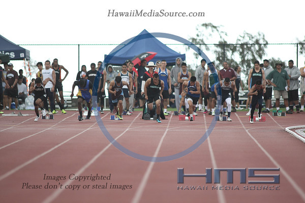 Boys 100m Dash 5-9-14