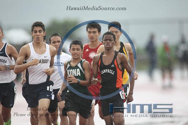 Boys 1500m Run 5-9-14
