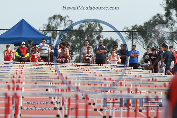 Boys States 100m High Hurdles 5-10-14