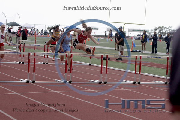 Girls 100m High Hurdles 5-9-14
