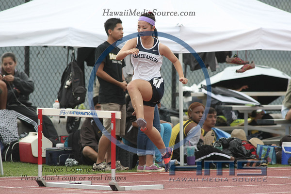 Girls 300m Hurdles 5-9-14