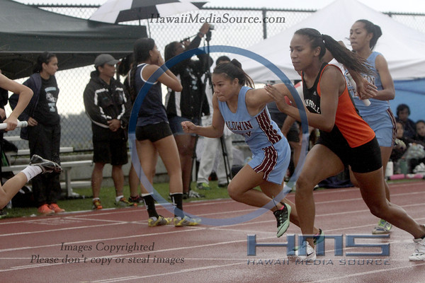 Girls 4x100m Relay 5-9-14