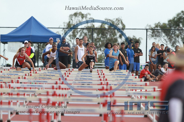 Girls State 100m High Hurdles 5-10-14