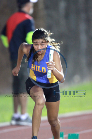 Girls State 4x400m Relay 5-10-14