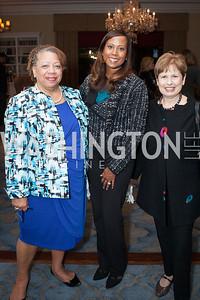 Lisa W Scott, Quanda Allen, Diane Liebnan