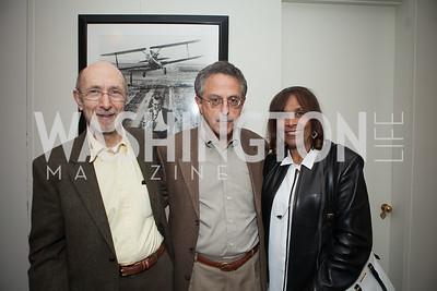 Dale McDaniel, Ed Gund, Sharon Gund