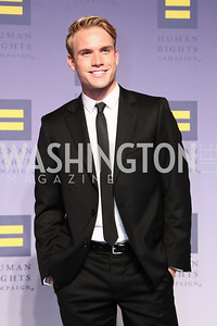 Austin Rhodes. Photo by Tony Powell. 2015 HRC Gala. Convention Center. October 3, 2015