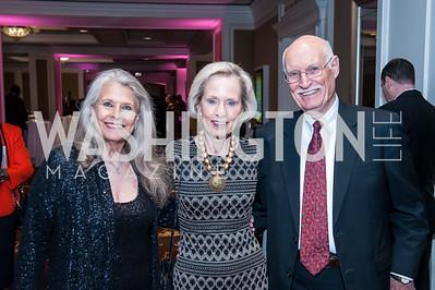 Barbara Hawthorn, Sally Turner, Jerry Bridges. Photo by Tony Powell. BGCGW ICON 15. Ritz Carlton Tysons. November 9, 2015
