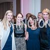 Meredith McPhillips, Lauren Paige, Lisa Leonard, Stephanie Losee. Photo by Tony Powell. BGCGW ICON 15. Ritz Carlton Tysons. November 9, 2015