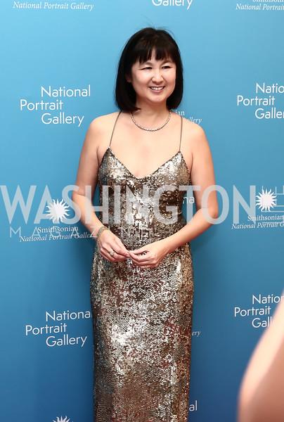 Portrait of a Nation Prize recipient Maya Lin. Photo by Tony Powell. Inaugural American Portrait Gala. November 15, 2015
