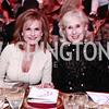 Gail MacKinnon, Willee Lewis. Photo by Tony Powell. Inaugural American Portrait Gala. November 15, 2015